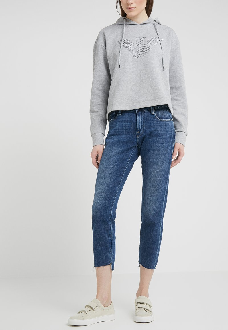 Frame Denim - LE GARCON CASCADE - Jeans relaxed fit - scorpion