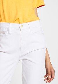 Frame Denim - Straight leg jeans - white - 4