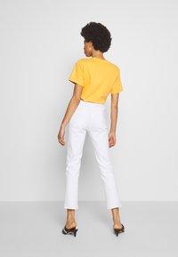 Frame Denim - Straight leg jeans - white - 2