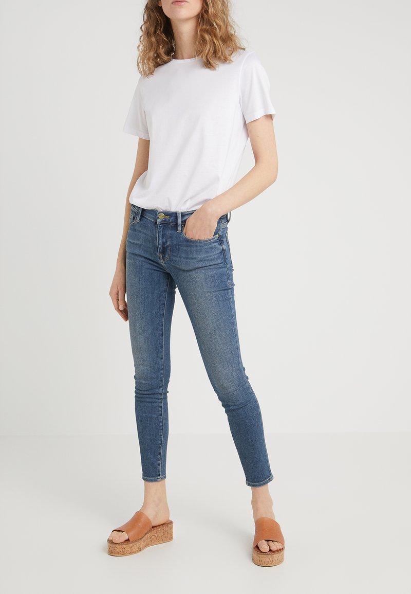 Frame Denim - JEANNE - Skinny džíny - maje