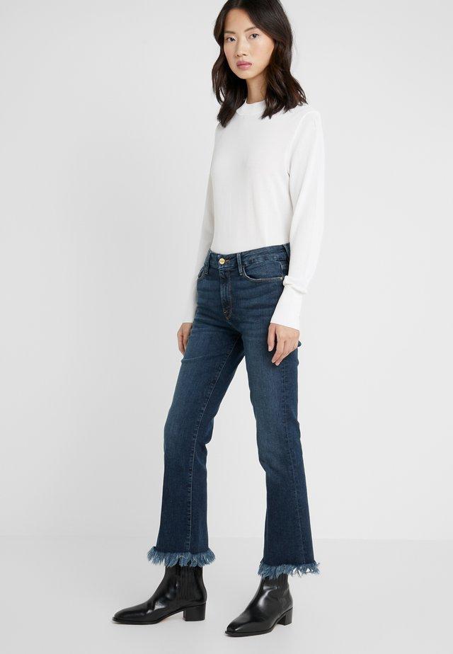 LE CROP MINI  - Jeans Bootcut - remi