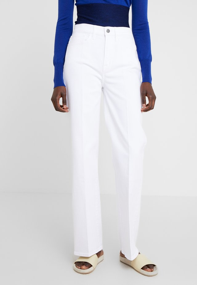LE CALIFORNIA - Relaxed fit jeans - blanc