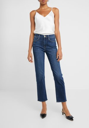 ALI HIGH - Straight leg jeans - dublin