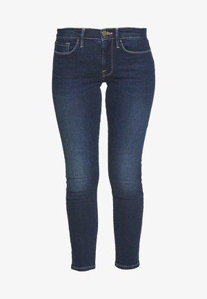 LE SKINNY DE JEANNE CROP - Jeans Skinny Fit - bonn