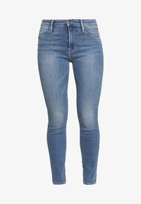 Frame Denim - LE HIGH SKINNY - Jeans Skinny Fit - blue denim - 4