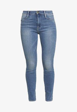 LE HIGH SKINNY - Jeans Skinny Fit - blue denim