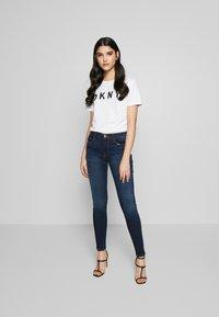 Frame Denim - LE SKINNY DE JEANNE - Jeans Skinny Fit - augusta - 1