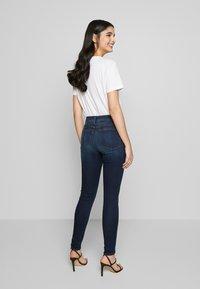 Frame Denim - LE SKINNY DE JEANNE - Jeans Skinny Fit - augusta - 2