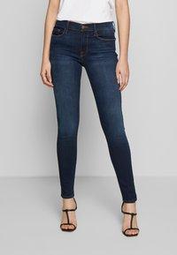 Frame Denim - LE SKINNY DE JEANNE - Jeans Skinny Fit - augusta - 0