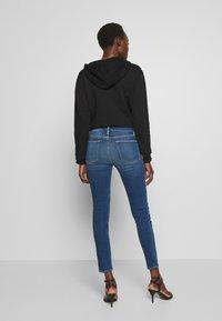 Frame Denim - HIGH - Skinny džíny - blue denim - 2