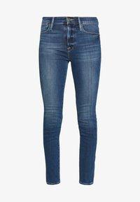 Frame Denim - HIGH - Skinny džíny - blue denim - 4