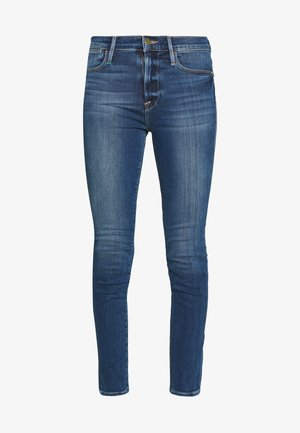 HIGH - Jeansy Skinny Fit - blue denim