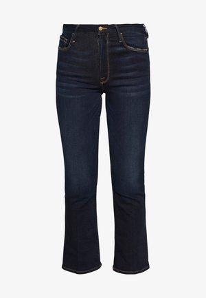 LE CROP - Bootcut jeans - cabana