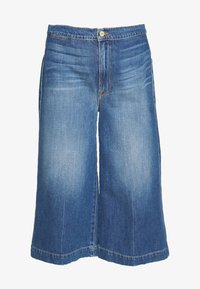 Frame Denim - LE COULOTTE TROUSER - Džíny Relaxed Fit - blue denim - 3