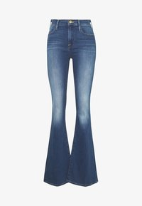 Frame Denim - LE HIGH - Flared jeans - blue denim - 4