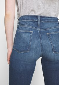 Frame Denim - LE HIGH - Flared jeans - blue denim - 3
