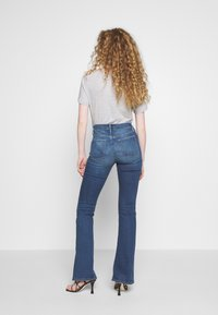 Frame Denim - LE HIGH - Flared jeans - blue denim - 2