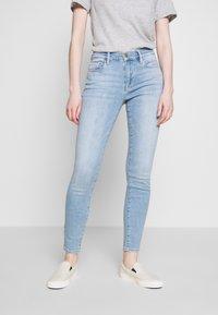 Frame Denim - LE DE JEANNE - Jeans Skinny Fit - blue denim - 0
