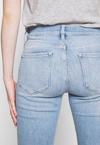 Frame Denim - LE DE JEANNE - Jeans Skinny Fit - blue denim - 3