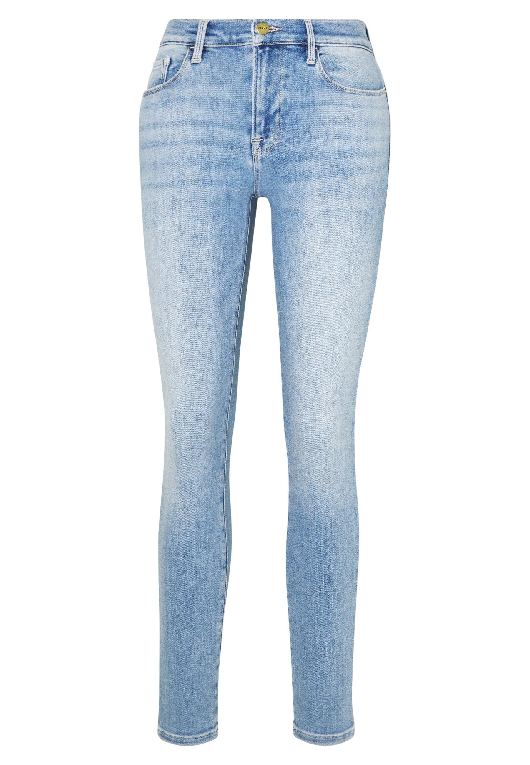 Frame Denim LE DE JEANNE - Jeans Skinny Fit - blue denim