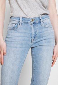 Frame Denim - LE DE JEANNE - Jeans Skinny Fit - blue denim - 5
