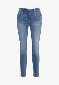 Frame Denim - LE SKINNY DE JEANNE SANDED SEAM - Jeans Skinny Fit - blue - 3