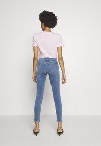 Frame Denim - LE SKINNY DE JEANNE SANDED SEAM - Jeans Skinny Fit - blue - 2