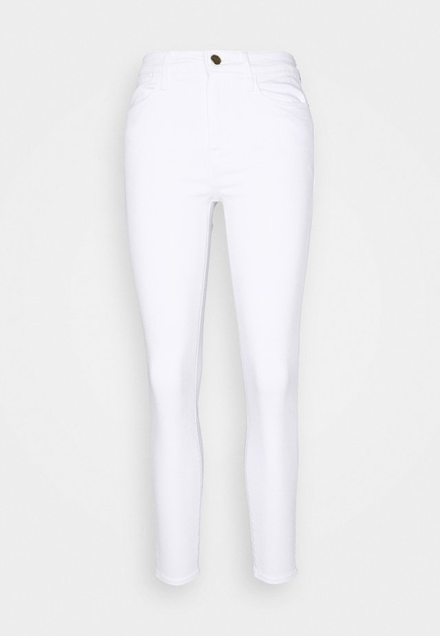HIGH - Jeans Skinny Fit - blanc