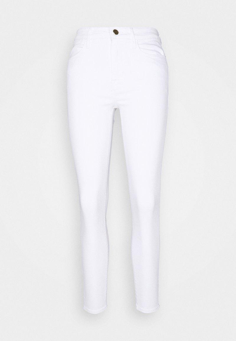 Frame Denim - HIGH - Jeans Skinny Fit - blanc