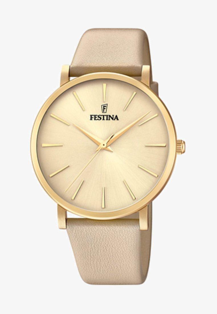 Festina - Watch - beige