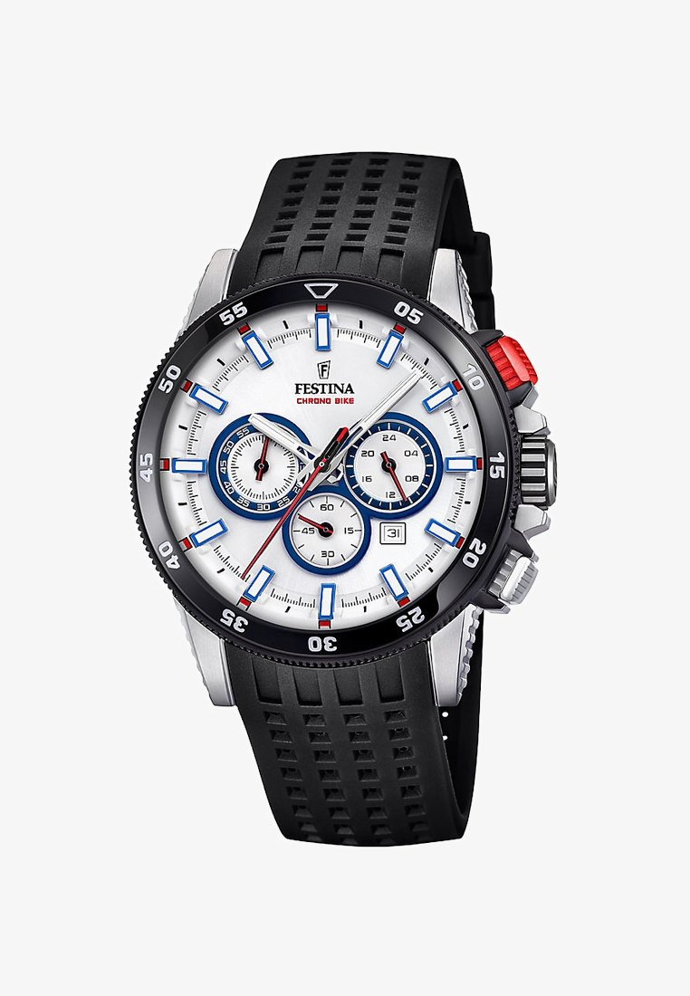 Festina - Chronograph - black