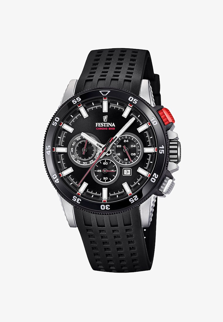 Festina - Watch - black