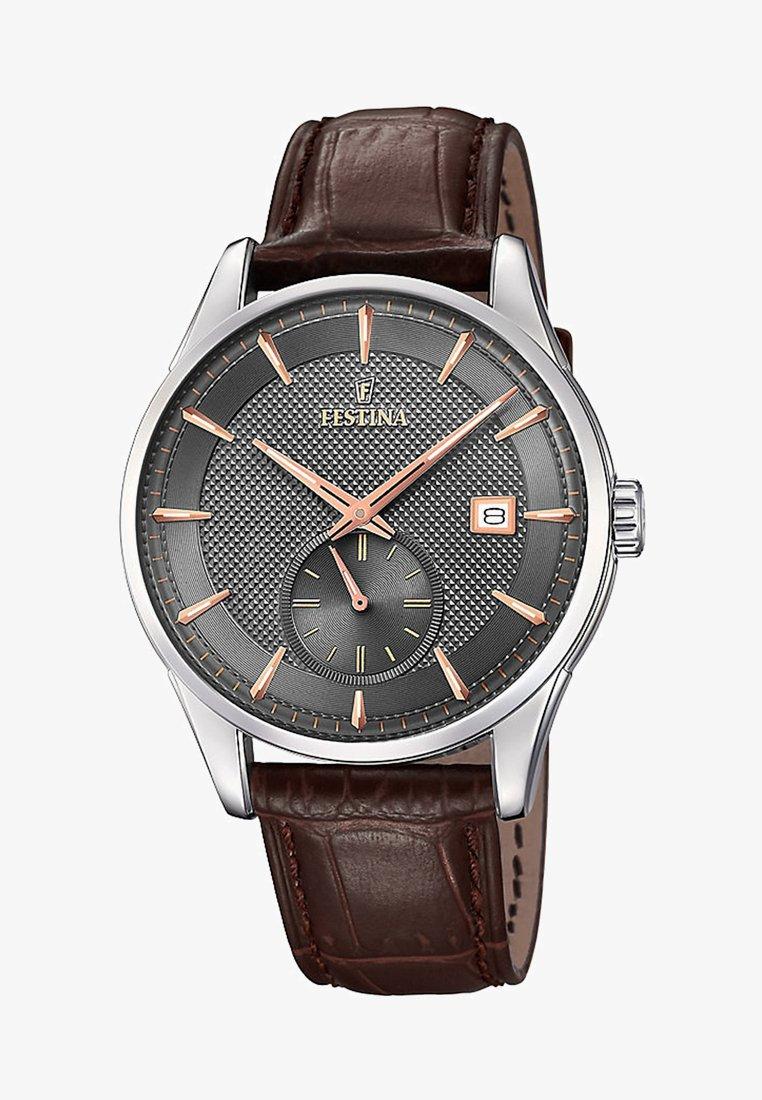 Festina - Watch - brown