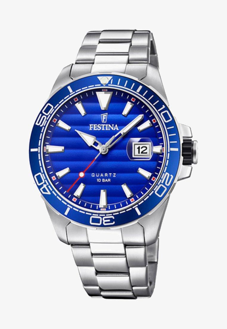 Festina - Watch - silver colored