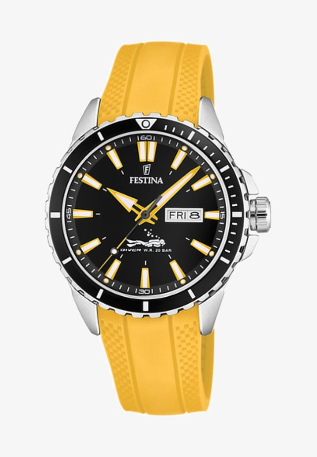 Watch - yellow