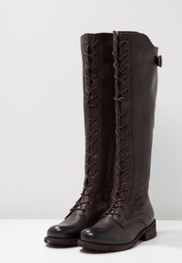 Felmini - HARDY - Lace-up boots - targoff cotto - 3