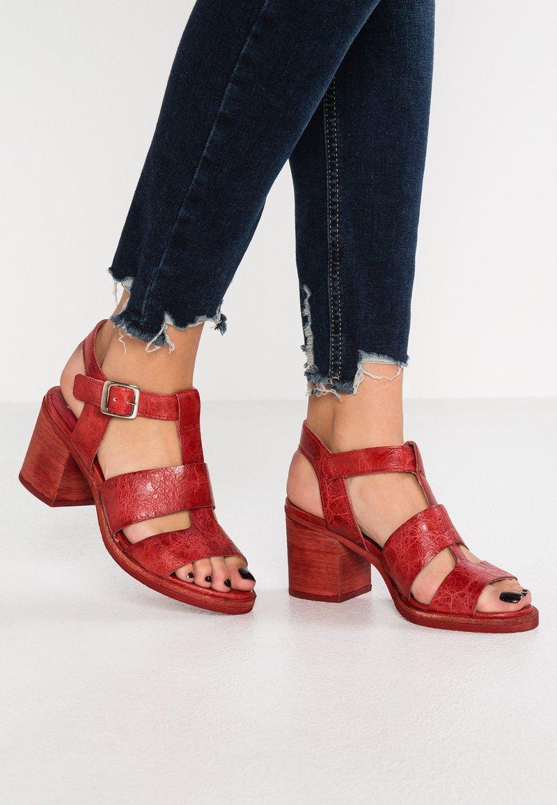 Felmini - FERRER - Sandals - vega fire