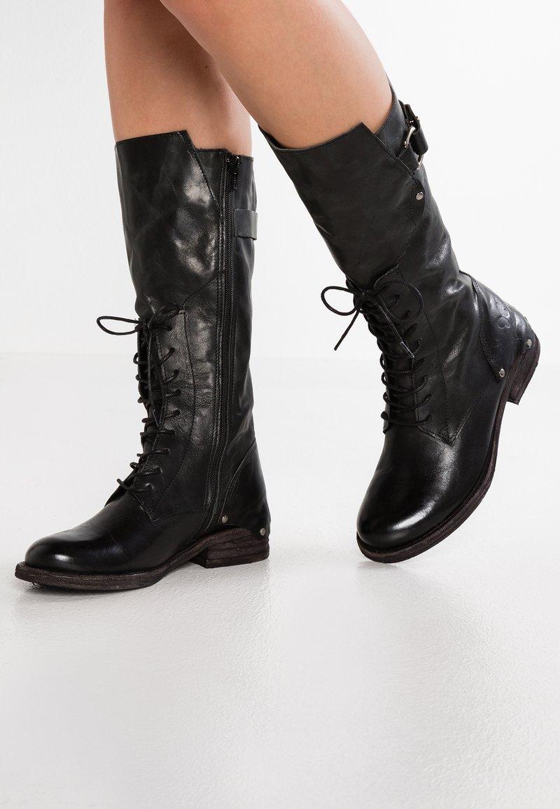 Felmini - VERDY - Lace-up boots - vega mali