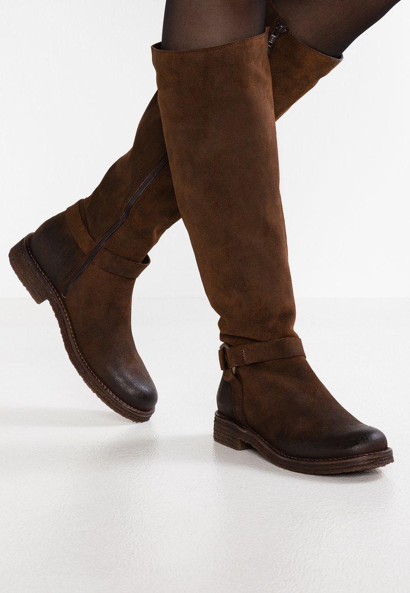 Felmini - CREPA - Lace-up boots - brown