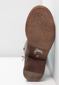 Felmini - COOPER - Snørestøvler - noumerat tobacco - 6