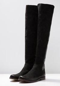Felmini - CLASH - Over-the-knee boots - pacific/wonderful black - 4