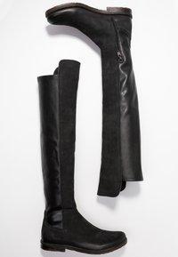 Felmini - CLASH - Over-the-knee boots - pacific/wonderful black - 3