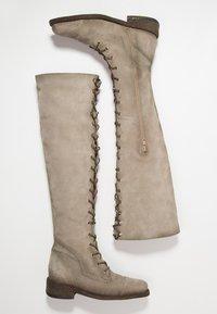 Felmini - GREDO - Over-the-knee boots - pardo - 3