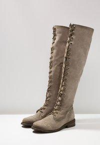 Felmini - GREDO - Over-the-knee boots - pardo - 4