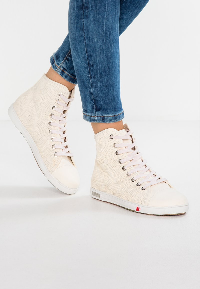 Felmini - JOMAR - Sneakers alte - natural