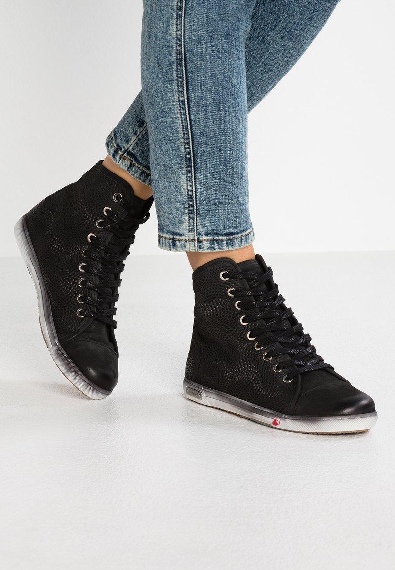 Felmini - JOMAR - High-top trainers - black