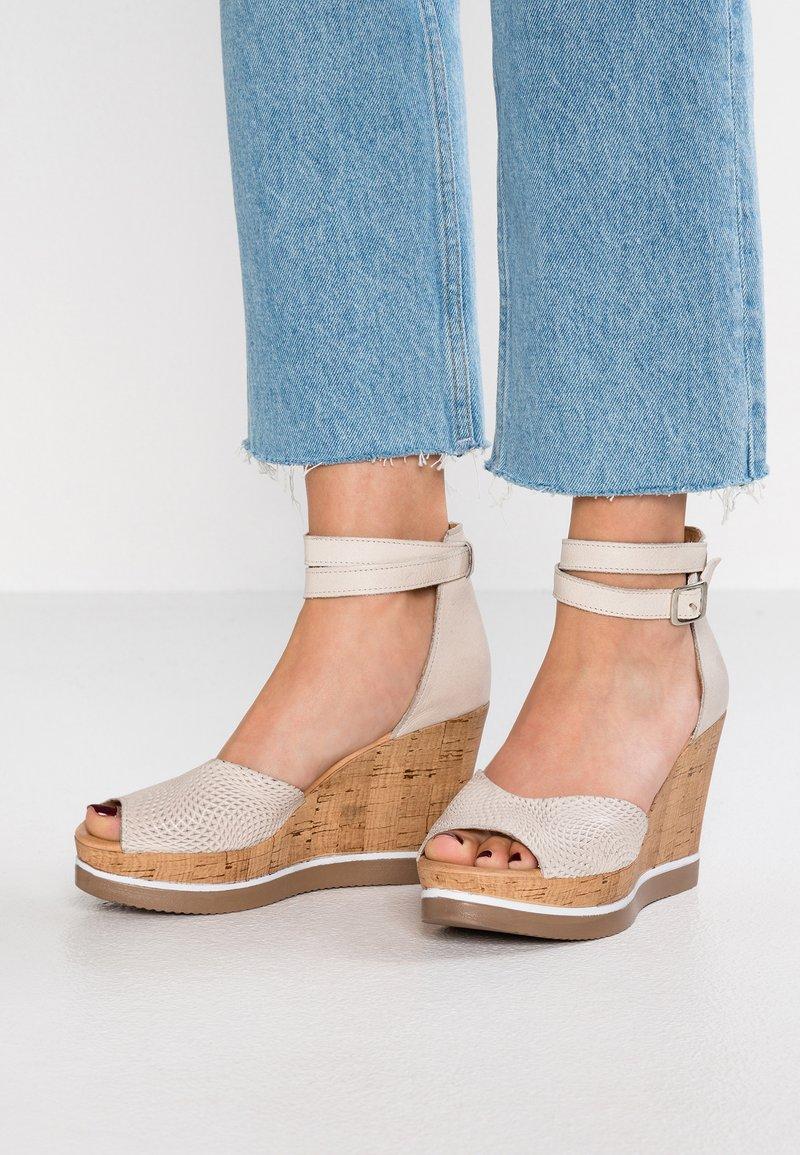 Felmini - MARY - High Heel Sandalette - nairobi/onda nude
