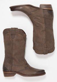 Felmini - GERBERA - Cowboy/Biker boots - flan - 3