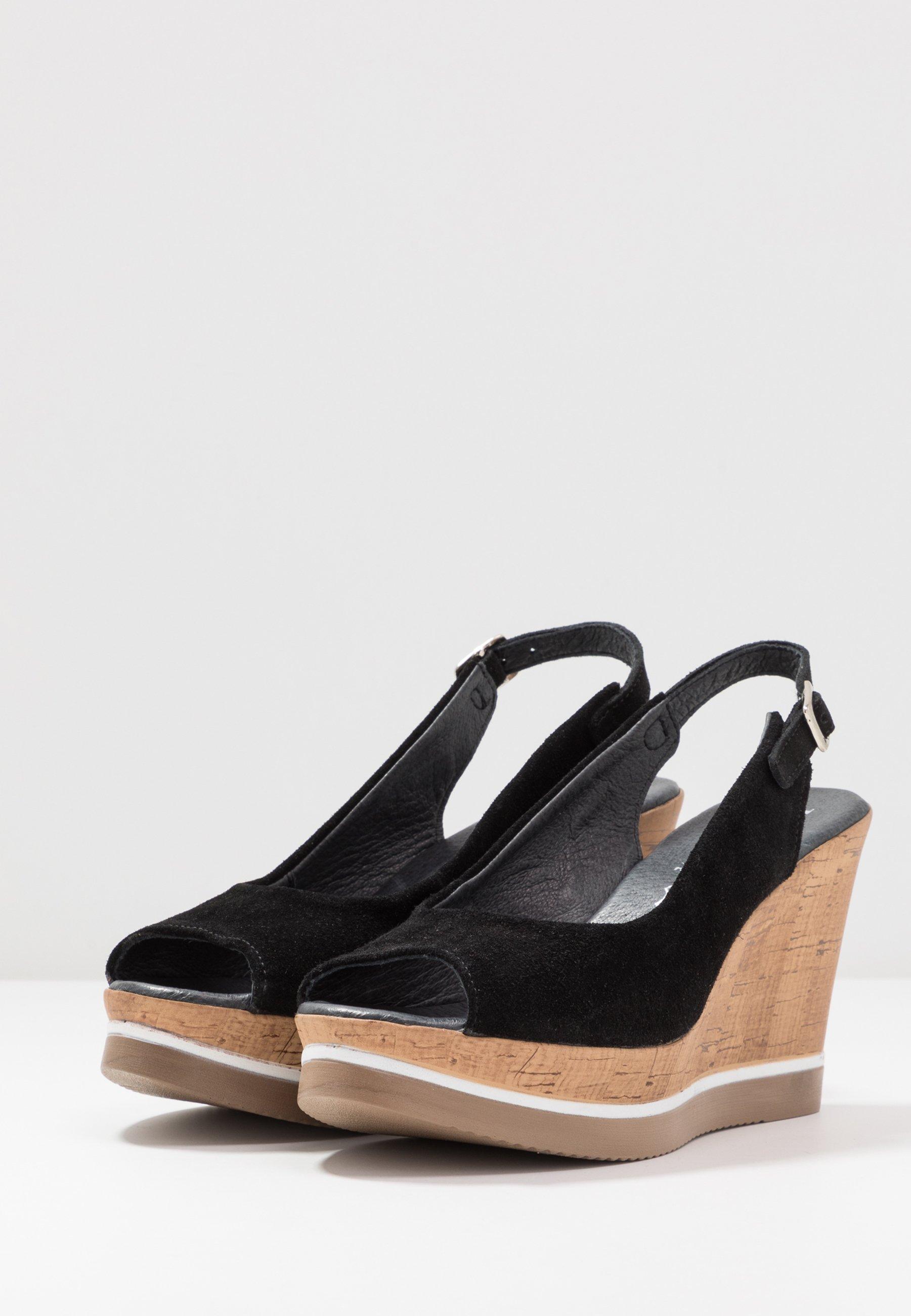 Felmini MARY - Sandaletter - black