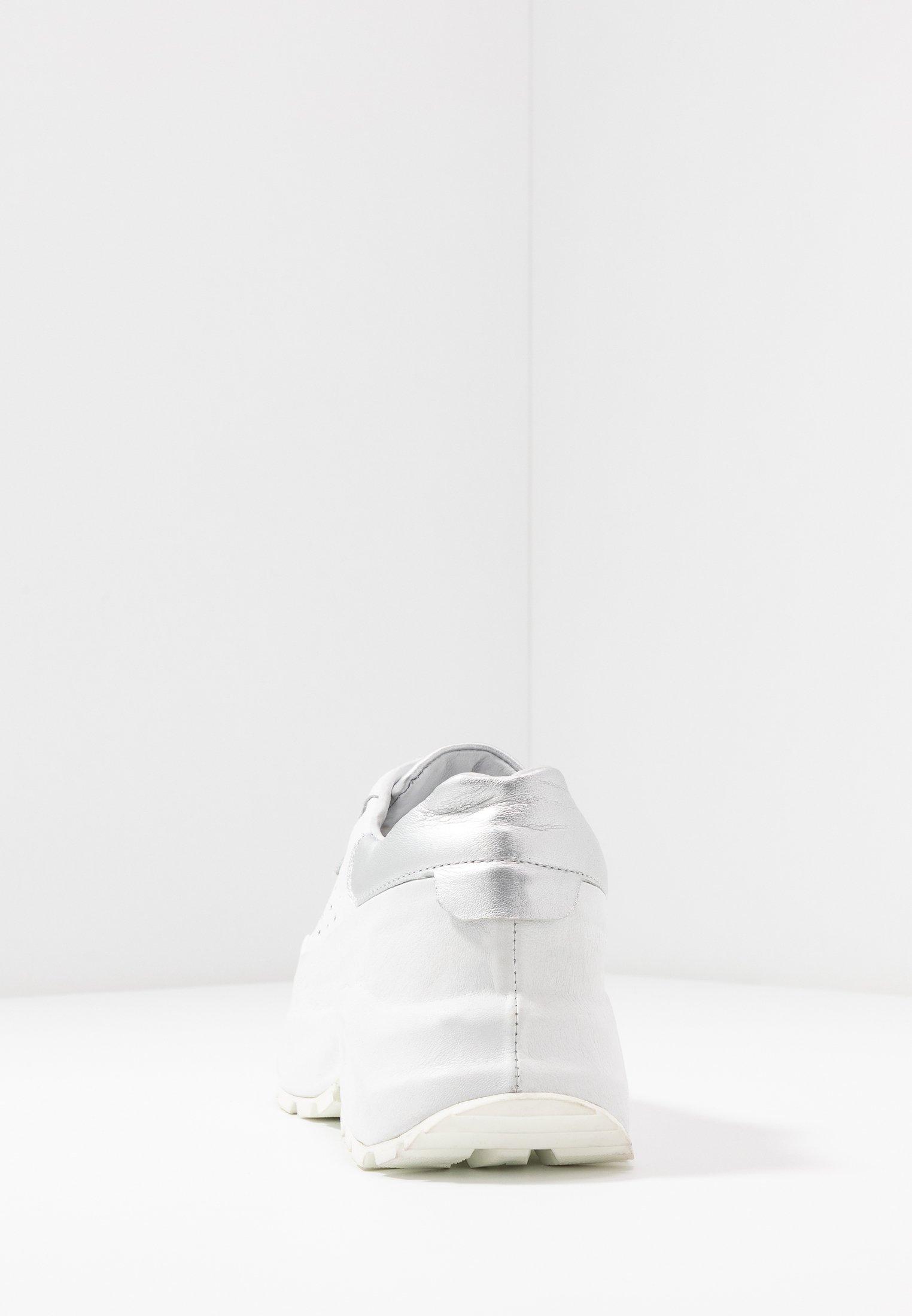 Felmini MIA - Sneakersy niskie - white/agento